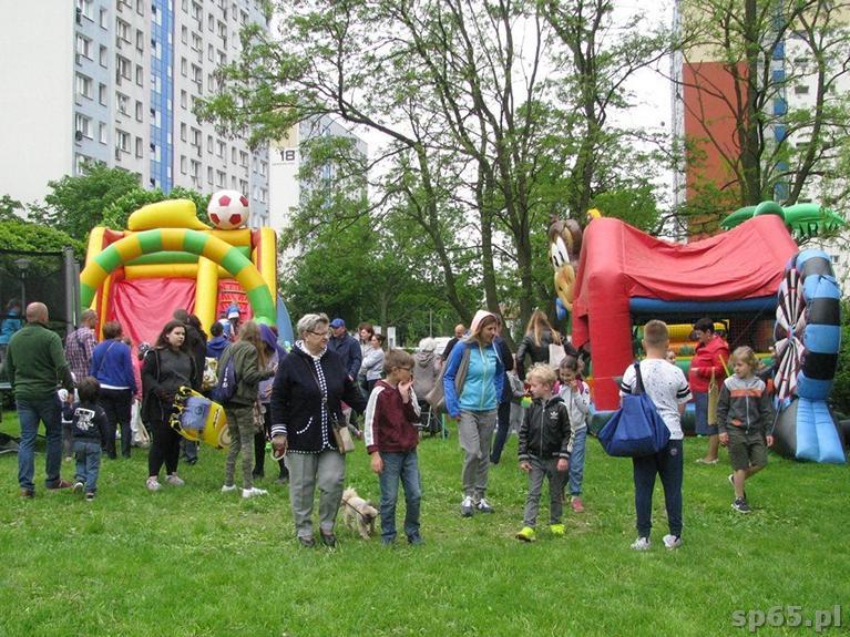 Galeria: Festyn osiedla Kosmonautów - maj 2017