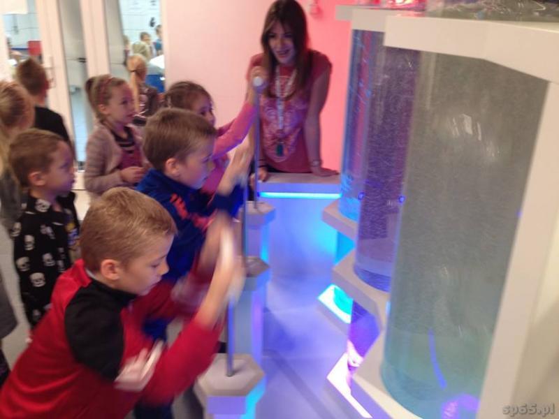 Galeria: Klasa 2d w poznańskim Laboratorium Wyobraźni - październik 2015