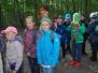 Klasa 3b w rezerwacie Żurawiniec - wrzesień 2015
