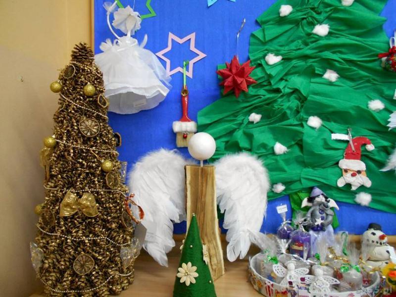 Galeria: Konkurs na Ozdobę Bożonarodzeniową - grudzień 2015