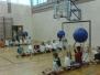 Międzyszkolne zawody sportowe dla uczniów z klas III - grudzień 2014