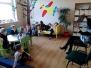 Odwiedziny w bibliotece szkolnej - grudzień 2016