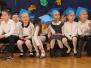 Pasowanie uczniów pierwszych klas - październik 2016