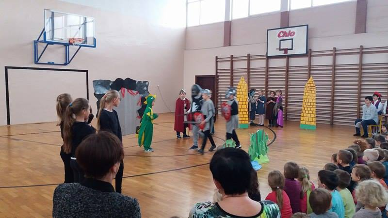 Galeria: Przedstawienie Lajkonik - listopad 2016