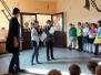 Przedstawienie uczniów z okazji Dnia Przedszkolaka – październik 2016