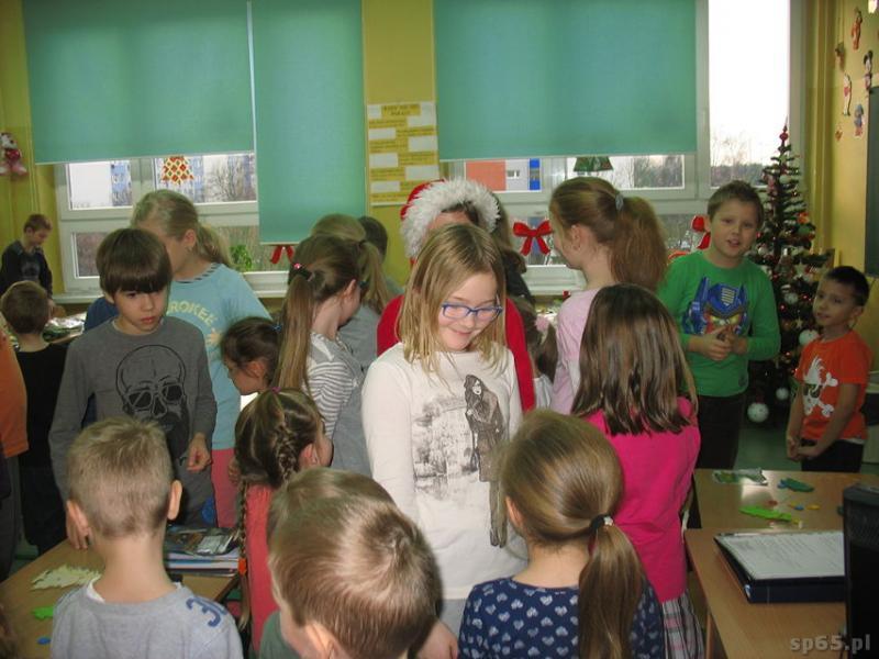 Galeria: Sówki w Podstawówce na wspólnych zajęciach - grudzień 2015