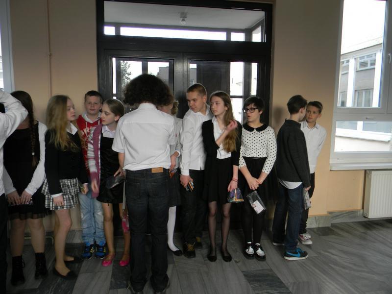 Galeria: Sprawdzian szóstoklasisty - 1 kwietnia 2014