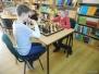 Szachowe spotkania w Bibliotece - luty 2016