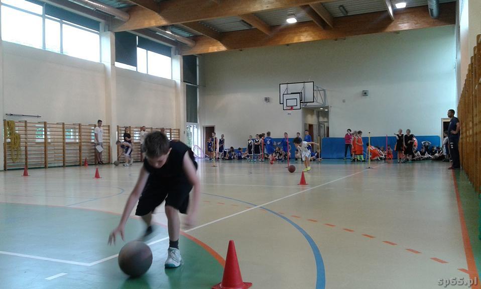 Galeria: Turniej Mini-Koszykówki z okazji Dnia Dziecka - maj 2017