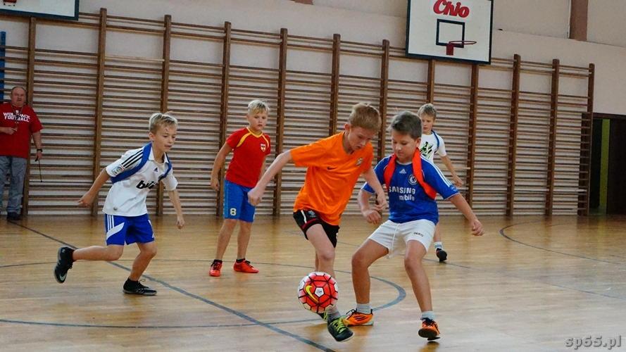 Galeria: Turniej Piłki Nożnej z okazji Dnia Chłopaka - październik 2016