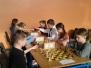 Turnieje w szachy i warcaby - luty 2016