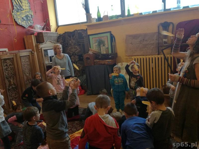 Galeria: W Księgarni z Bajki - listopad 2016