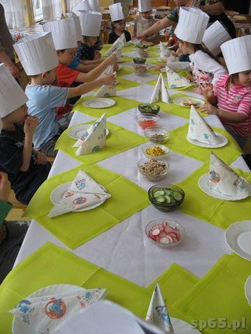 Galeria: Warsztaty kulinarne w szkolnej stołówce - styczeń 2016