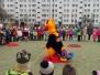 Wielkanocne zabawy w Przedszkolu - marzec 2016
