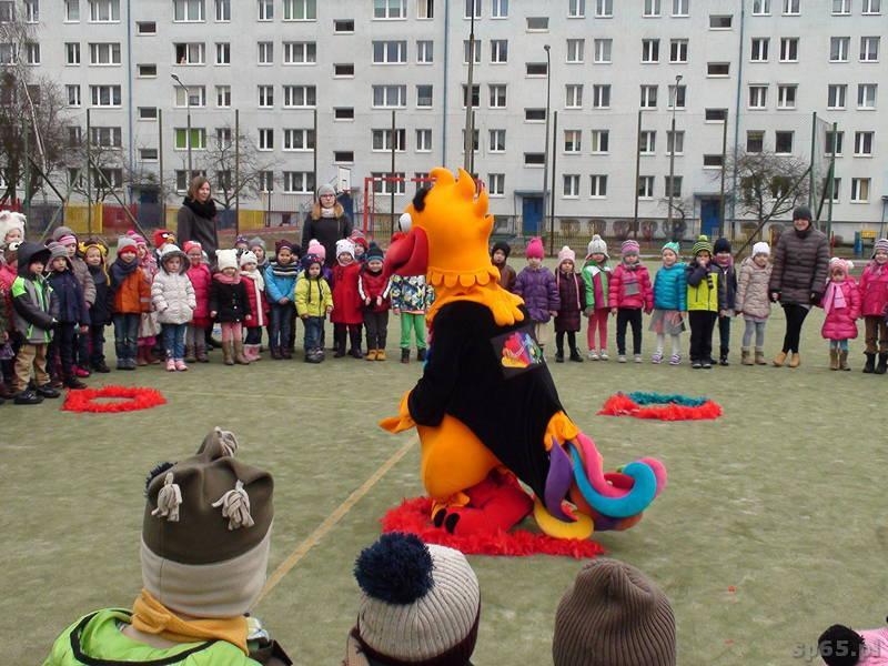 Galeria: Wielkanocne zabawy w Przedszkolu - marzec 2016