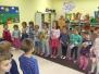 Z życia przedszkolaków - wrzesień 2015