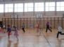 Zajęcia sportowe z koszykówki - marzec 2014