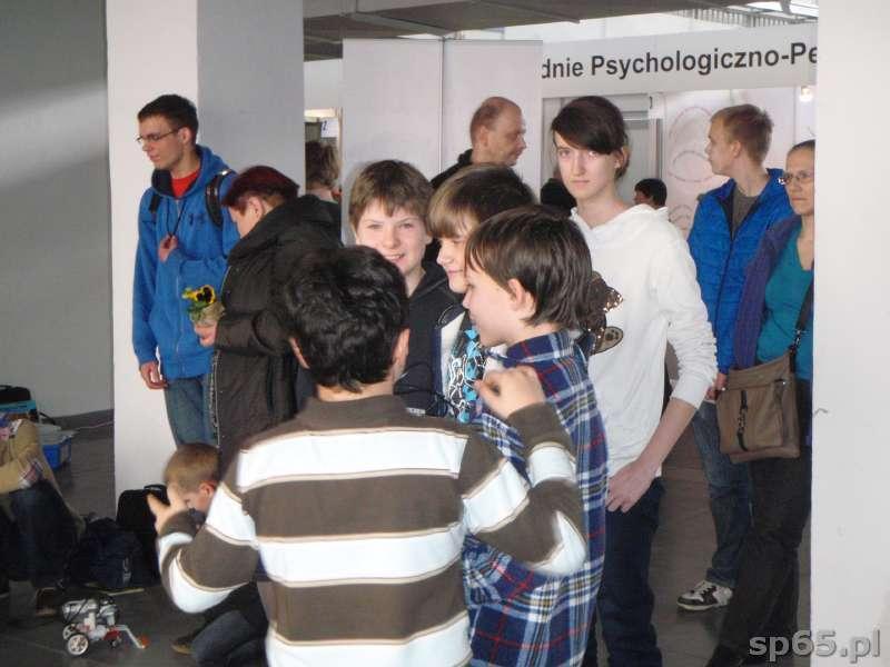Galeria: Zawody RoboSumo - marzec 2014