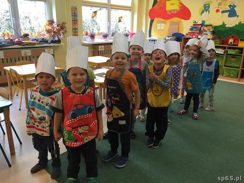 Galeria: Zwiedzanie kuchni szkolnej – październik 2016